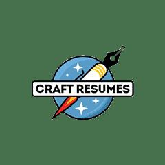 Craft Resumes Logo PNG