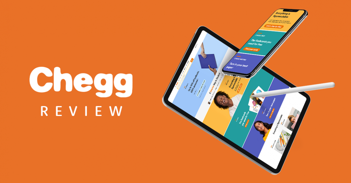 Chegg Reviews - Featured