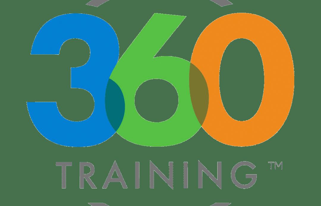 360 Training Logo PNG