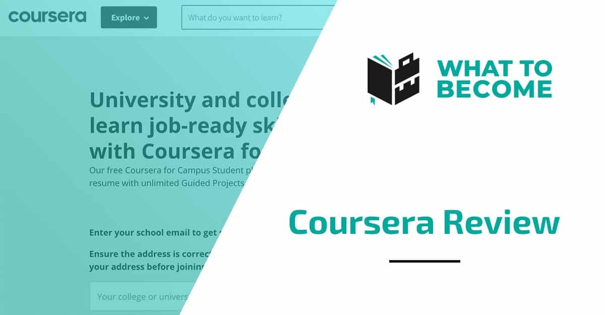 Coursera Review