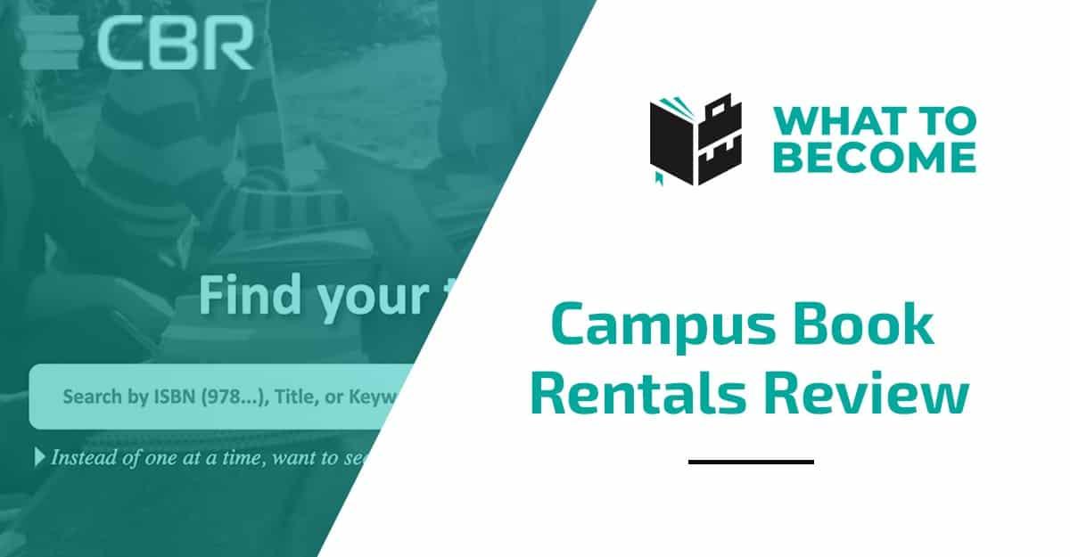 Campus Book Rentals Review