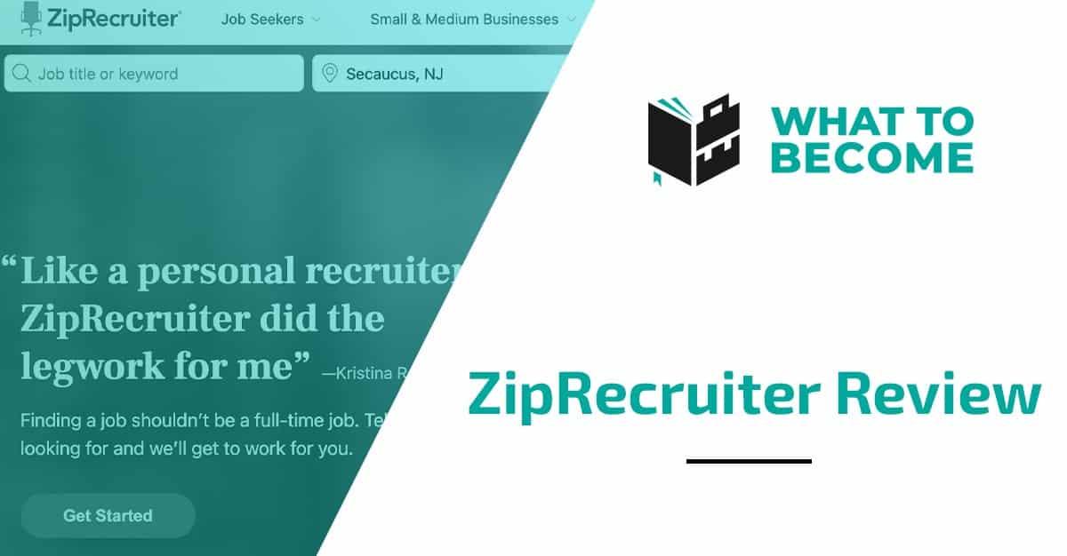 Ziprecruiter Review