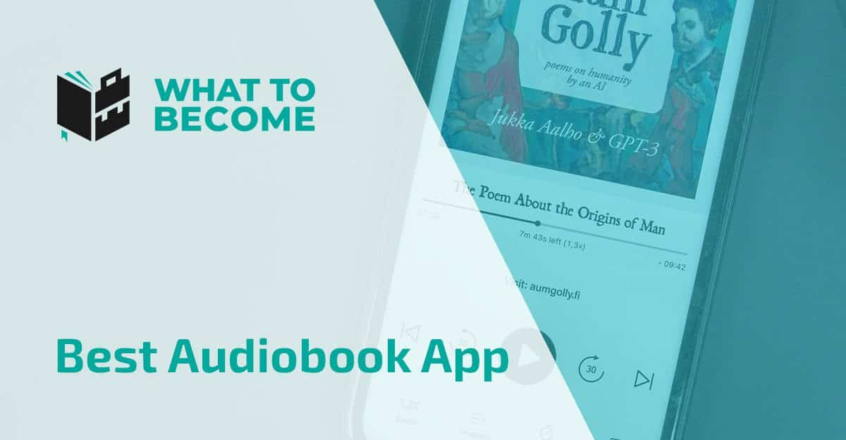 Find the Best Audiobook App — Which One Should You Use?