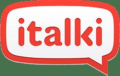 Italki logo PNG
